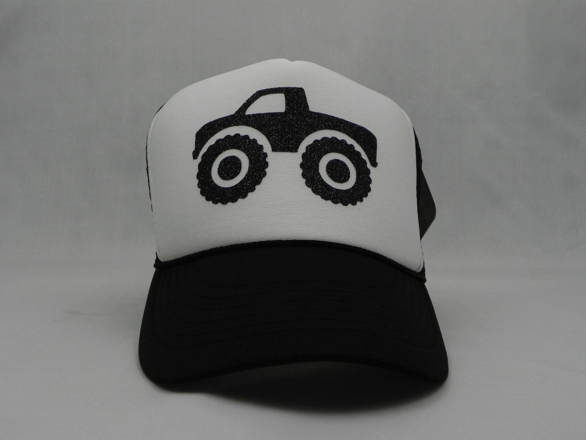 Monster Truck-Trucker Hat
