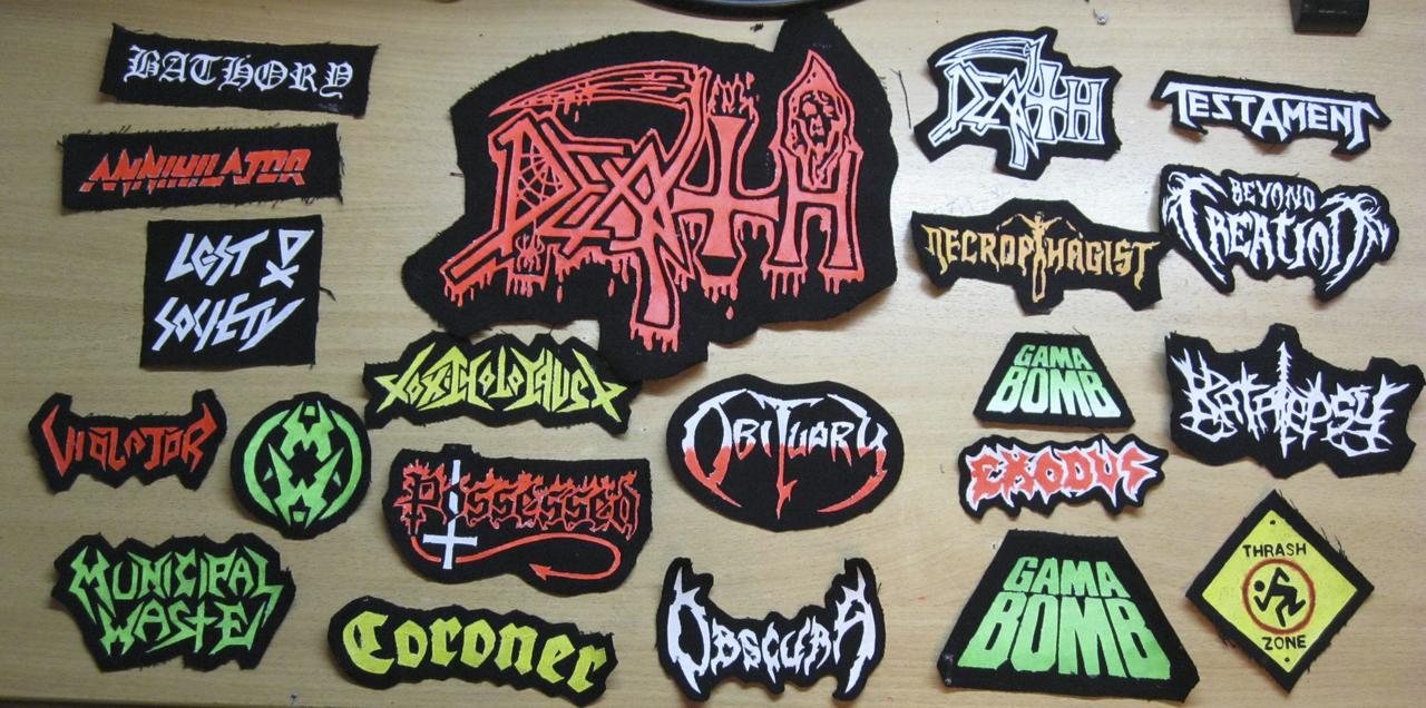 patch thrash metal