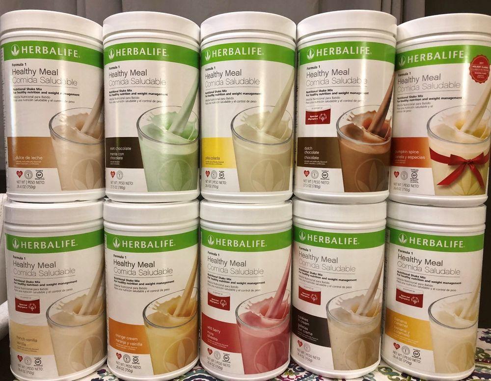 Batidos para bajar de peso herbalife products