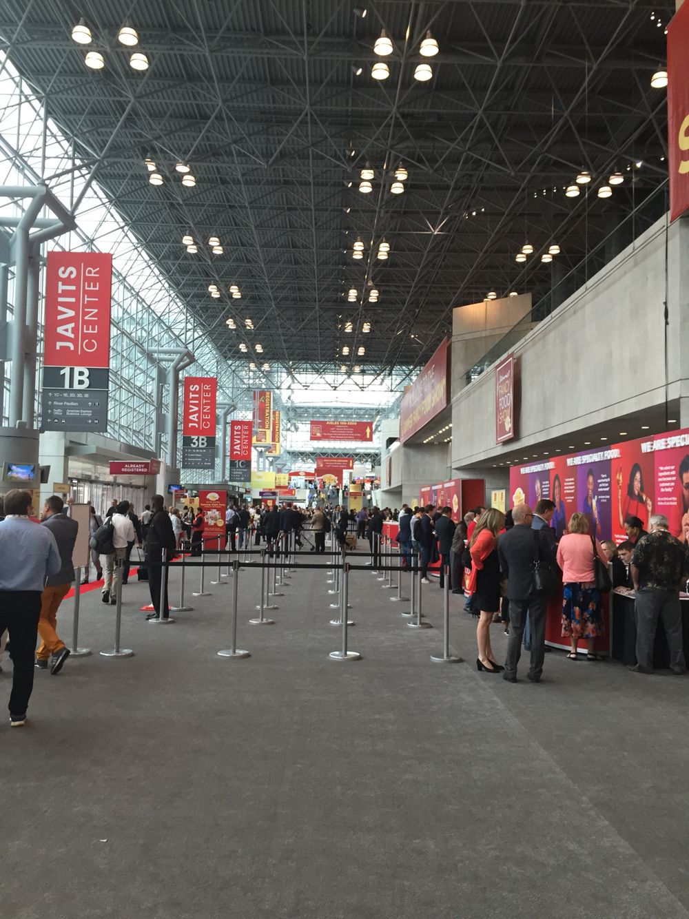 Fancy Food Show NYC Summer 2015