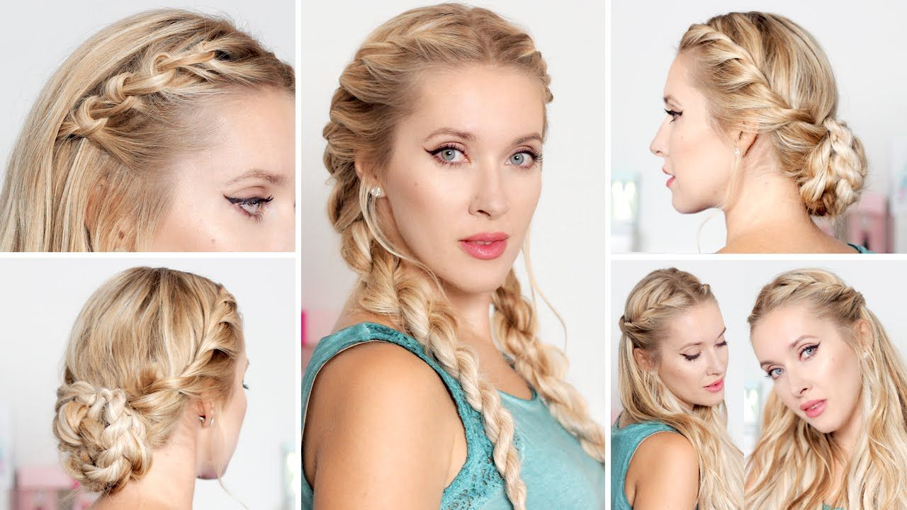 Hairstyles for long hair for school hairstyles for long hair