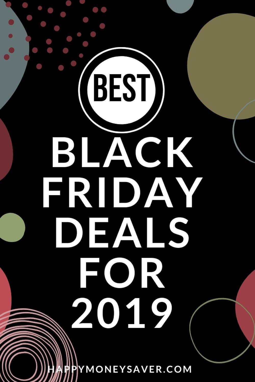 Top Black Friday Deals 2019 + Amazon price comparison