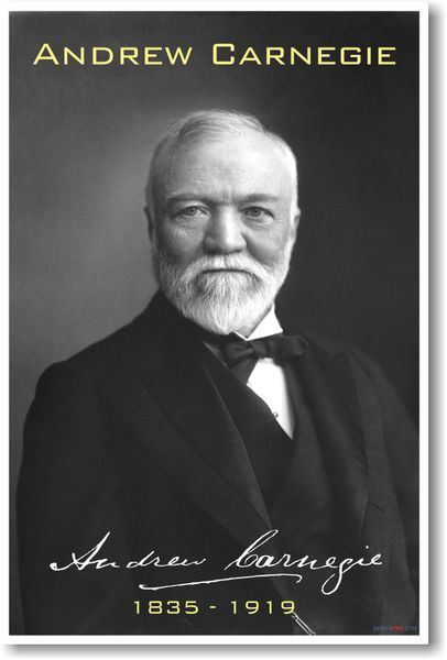 Andrew Carnegie If You Want To Be Happy New Famous Person