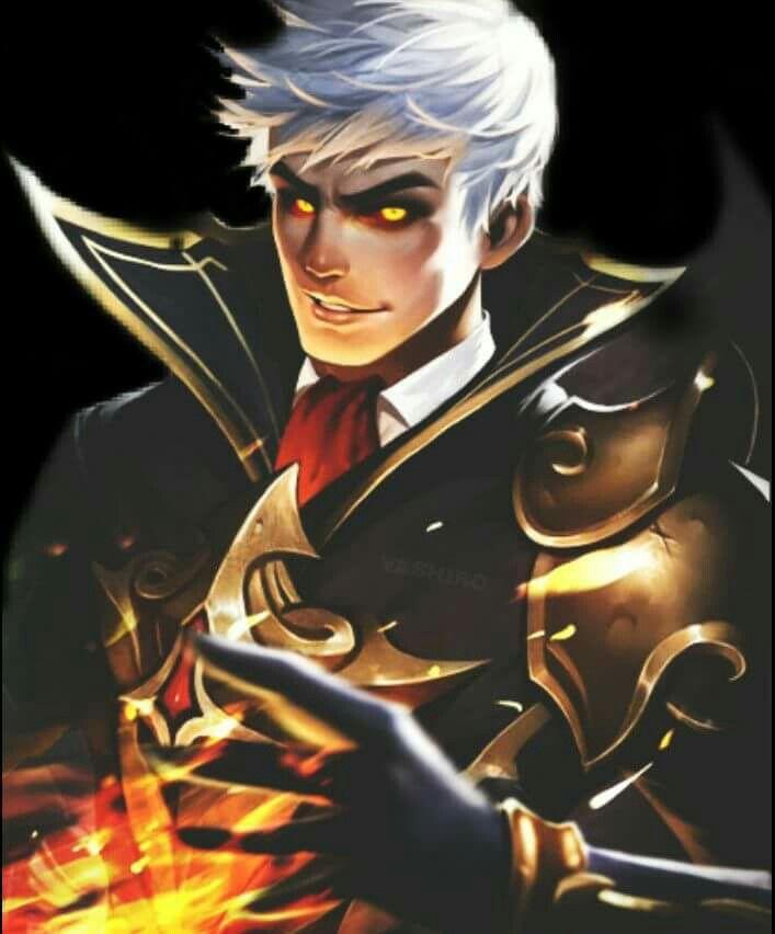Alucard Child Of The Fall Wallpaper Mobile Legends Alucard League Of Legends Pinterest