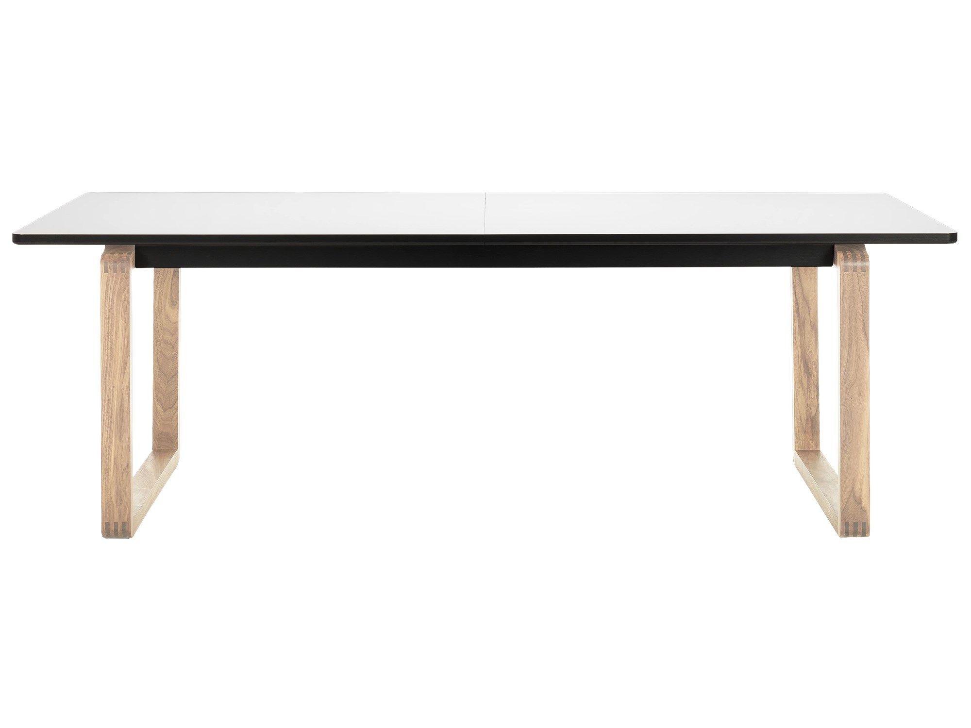 DT20 Spisebord | Laminat weiß, Esstisch, Laminat