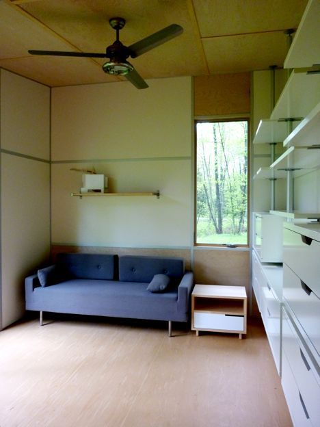 New Minihome Design From Sustain Is Wider, Roomier (Exclusive Photos) : TreeHugger