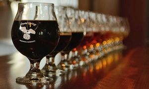 8fc12b420965 Groupon - Craft Beer for Two or Four or More at Crystal Springs Brewing  Company (45% Off) in Crystal Springs Brewing Company. Groupon deal price    11