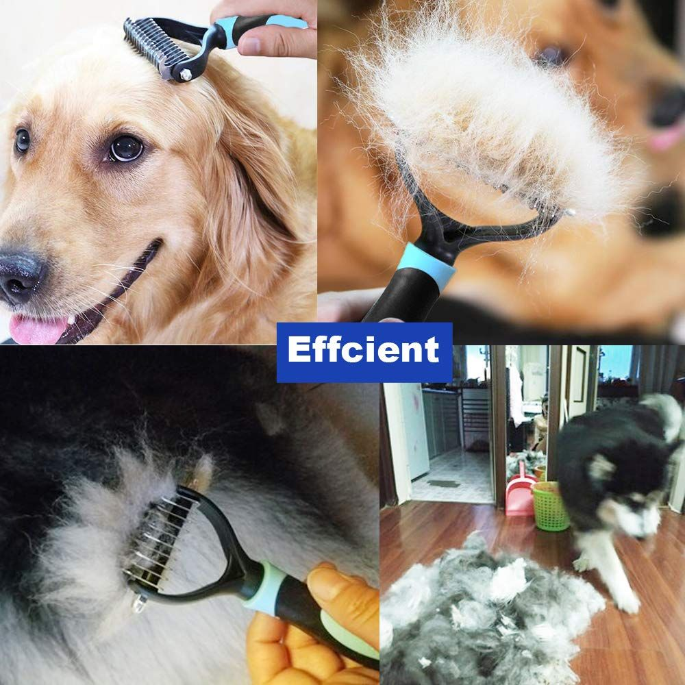 Lukacy Dematting Comb Click On The Image For Additional Details It Is An Affiliate Link To Amazon In 2020 Dog Grooming Supplies Dog Grooming Grooming
