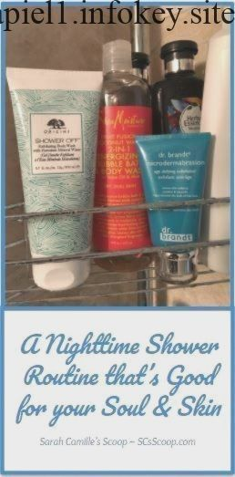 Skin Care step 1409814742  Truly great skin care tips nighttime skincare routi