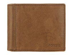 Ingram Vintage Cognac Leather Traveller Wallet  Pure Luxuries