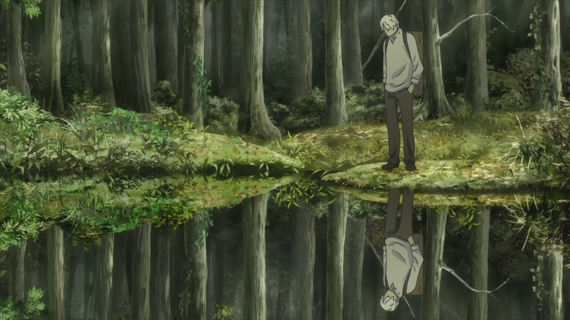 Image result for mushishi background Best anime drawings