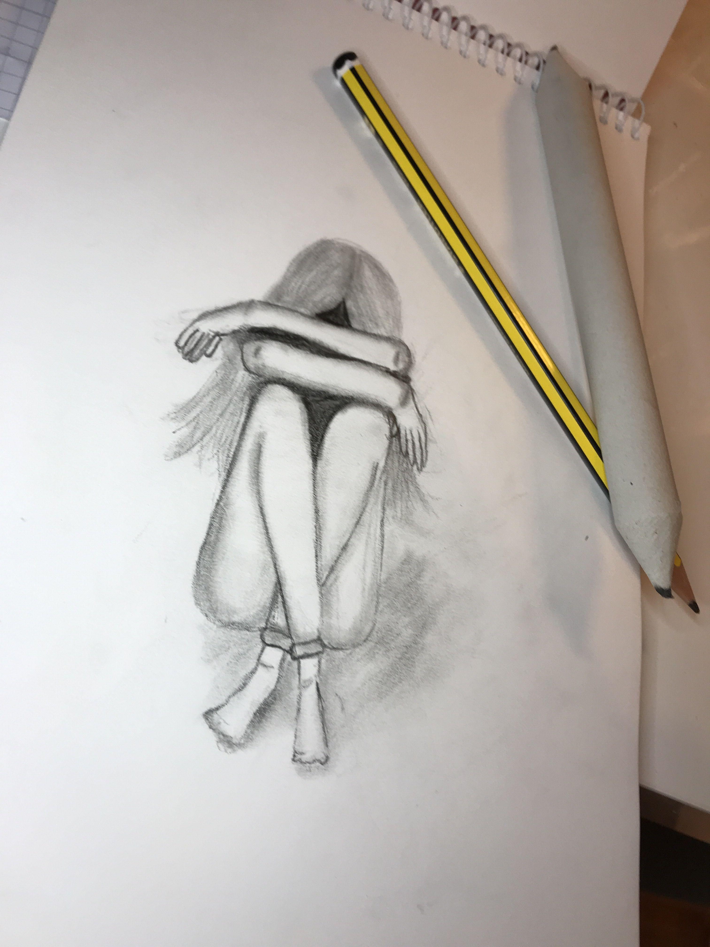 Свэга картинки карандашом
