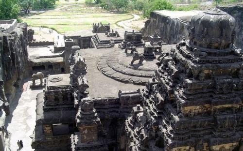 Тайна сакрального храма кайлаша.