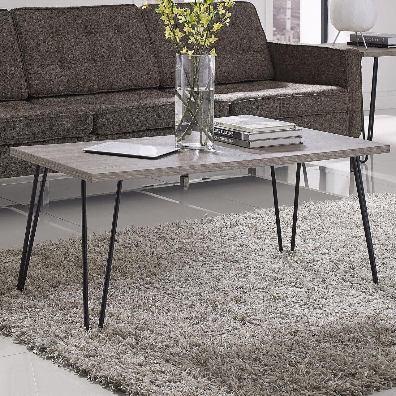 Altra Owen Retro Coffee Table Allmodern