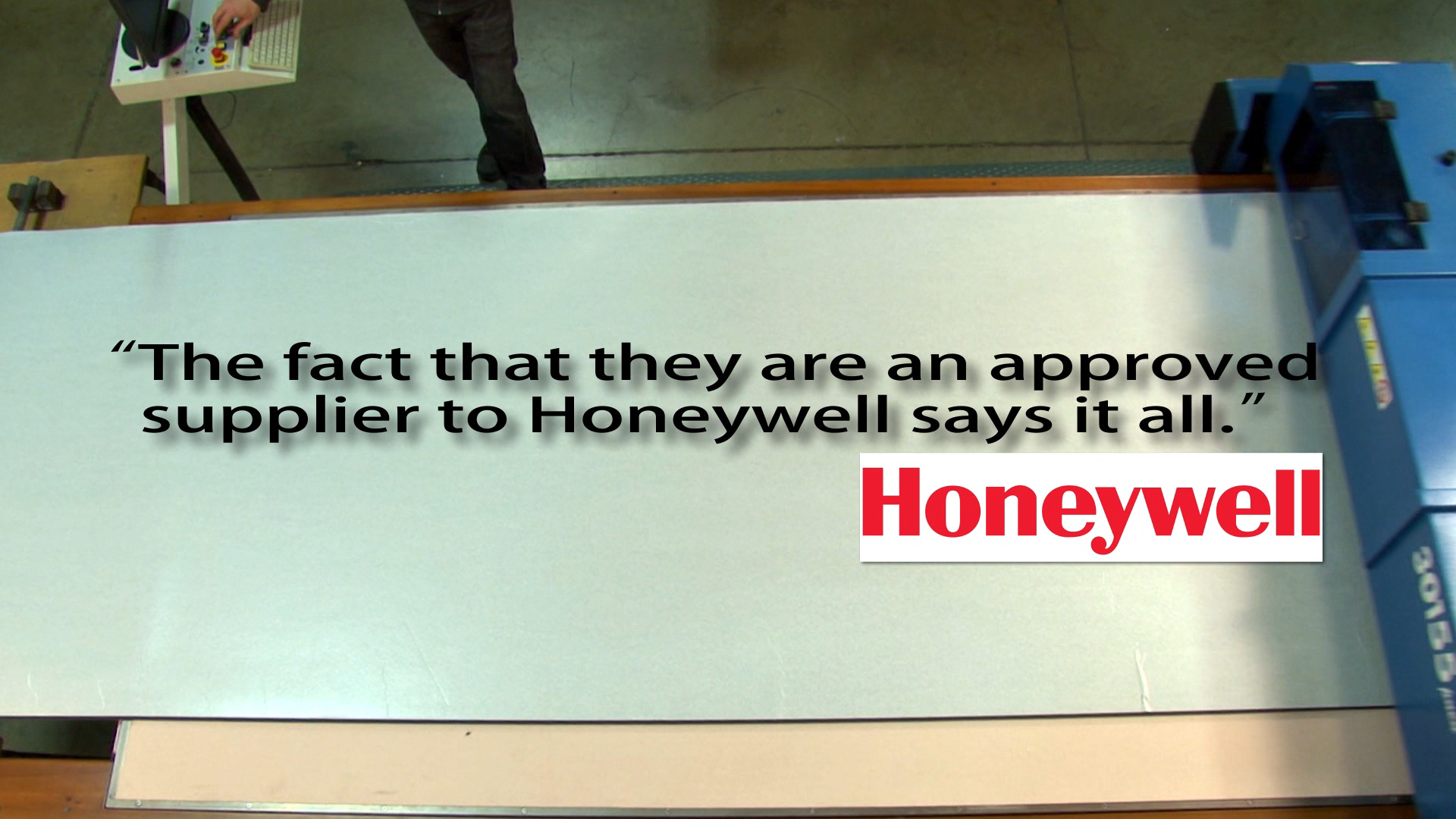 """I've been dealing directly with All-Products since 1998, although I know they were an approved supplier prior to that time. I've found them receptive to our questions and quick to correct any problems. The fact that they're an approved supplier to Honeywell says it all."""