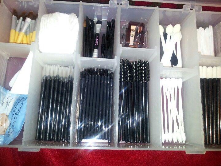 Mua kit of disposables makeup artist kit professional