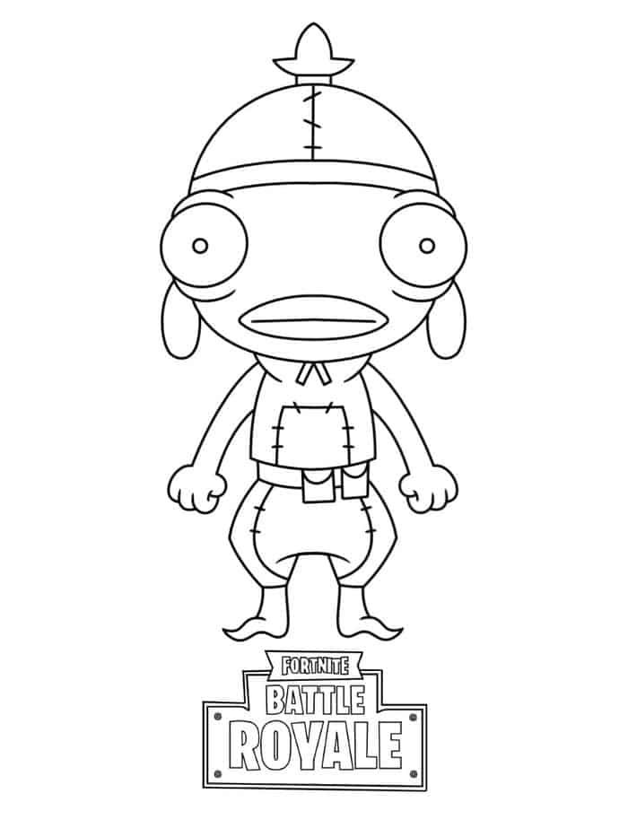 fortnite skin coloring pages from Fortnite Coloring Pages ...
