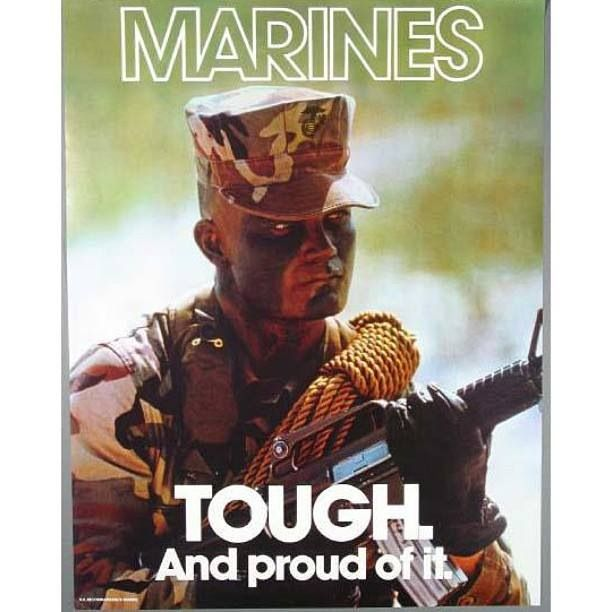 USMC - Marines - Devil Dogs