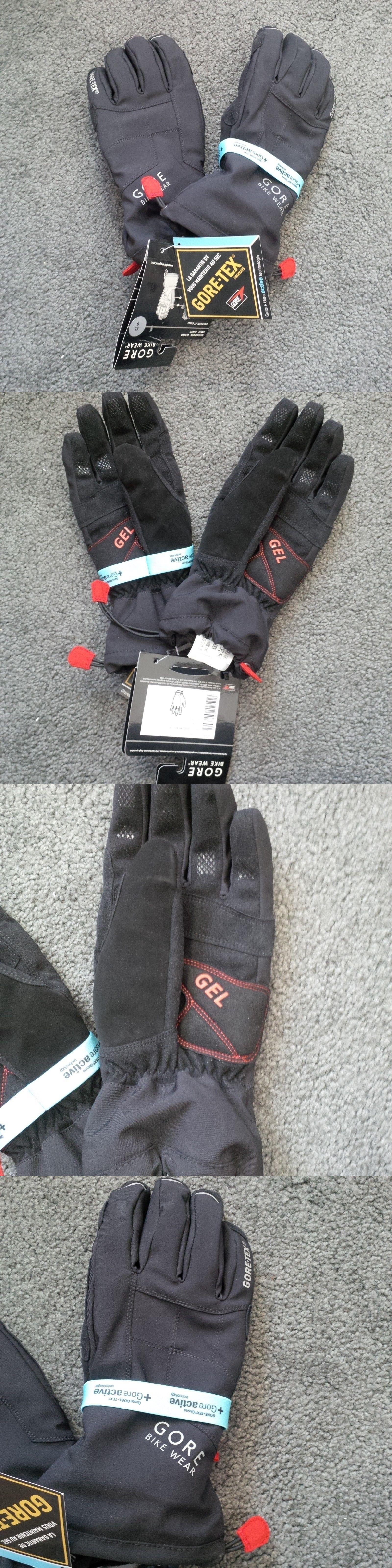 Gloves gore bike wear universal gt glove men s black xl