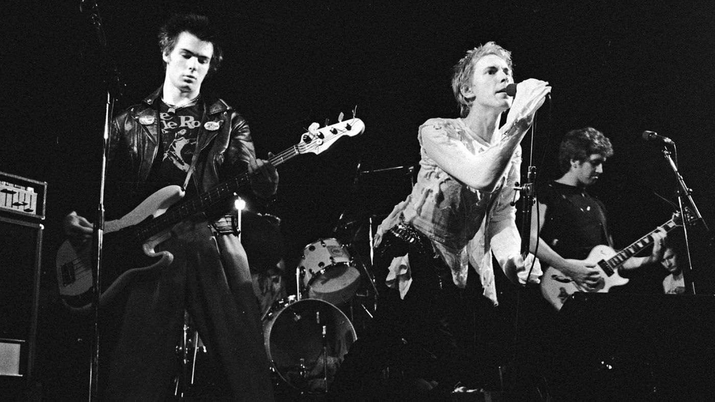 Resultado de imagen de Sex Pistols