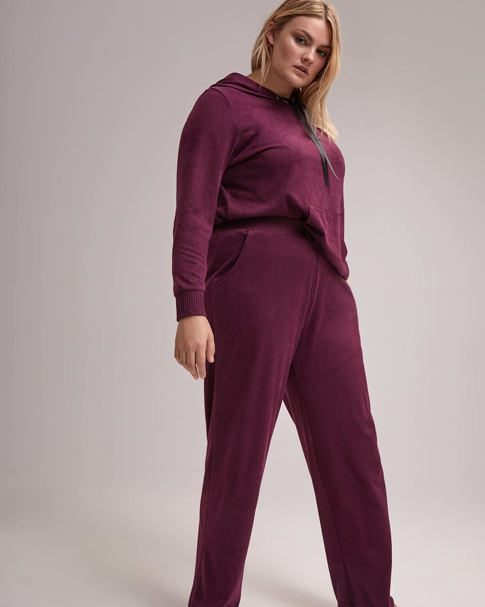 Lounge in style during the cold season with these plus size pajama pants.  Fit   e2f9acd83