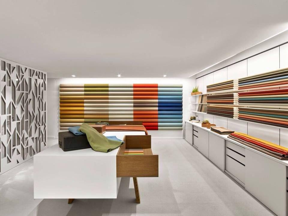 @haworthinc new Showroom in Chicago designed by Patricia Urquiola.