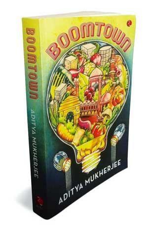 Boomtown by Aditya Mukherjee #hospitality #foodculture #bookreview #metroreads