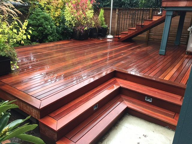 Kayu Canada Inc Tropical Hardwood The Perfect Product For The Pacific Northwest Backyard Patio Designs Decks Backyard Patio Deck Designs