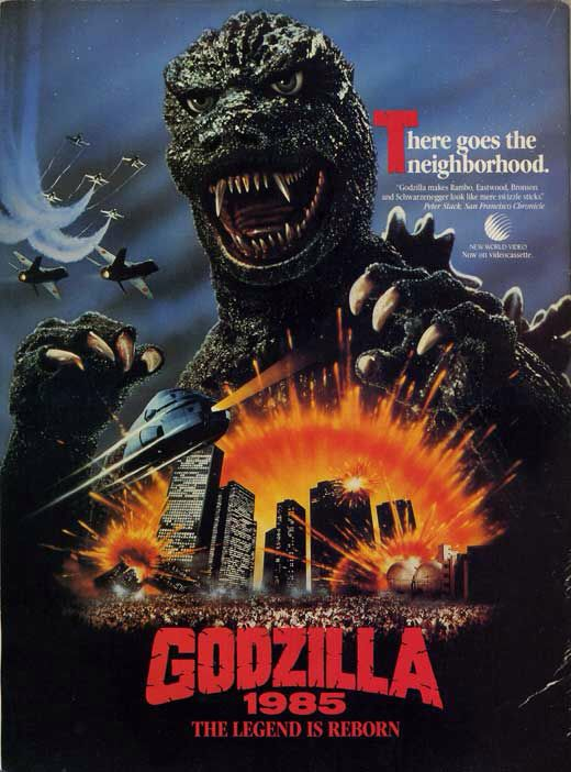 Is there any question that this movie is from the ' 80s?