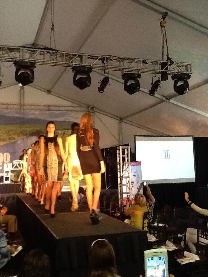 Ladies' Day at the PR Open - Fashion Shows - Designer: Myriam Budet