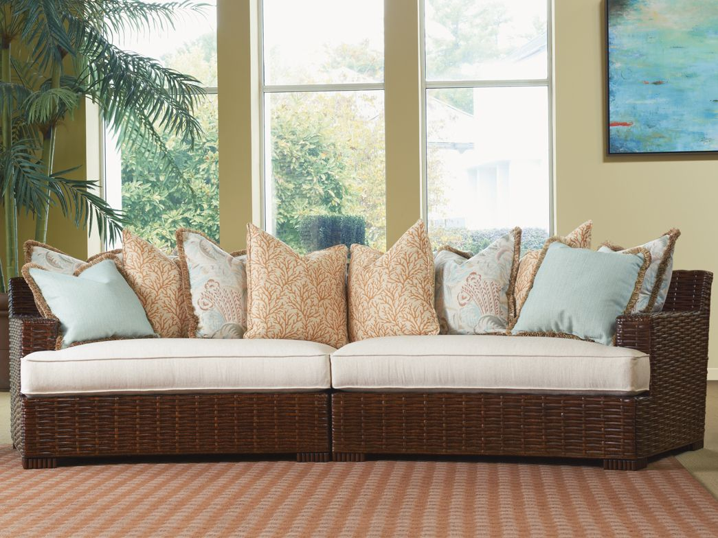 - Ocean Club Palmetto Sectional - Lexington Home Brands Lexington