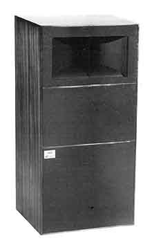 Ribbon Tweeter Horn Loudspeaker: Decca London/Stanley Kelly - Efficiency, Size, Filter and Frequency Response.
