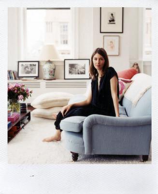Sofia Coppola Her Paris Apartment