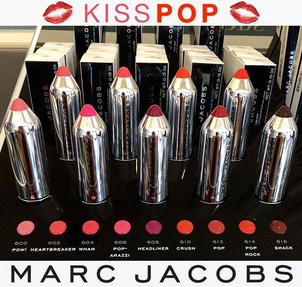 Marc Jacobs Kiss Pop Color Sticks