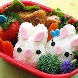 Photo of Osterhasen Bento Box Mittagessen für Kinder von Hawaiis Bento Box …