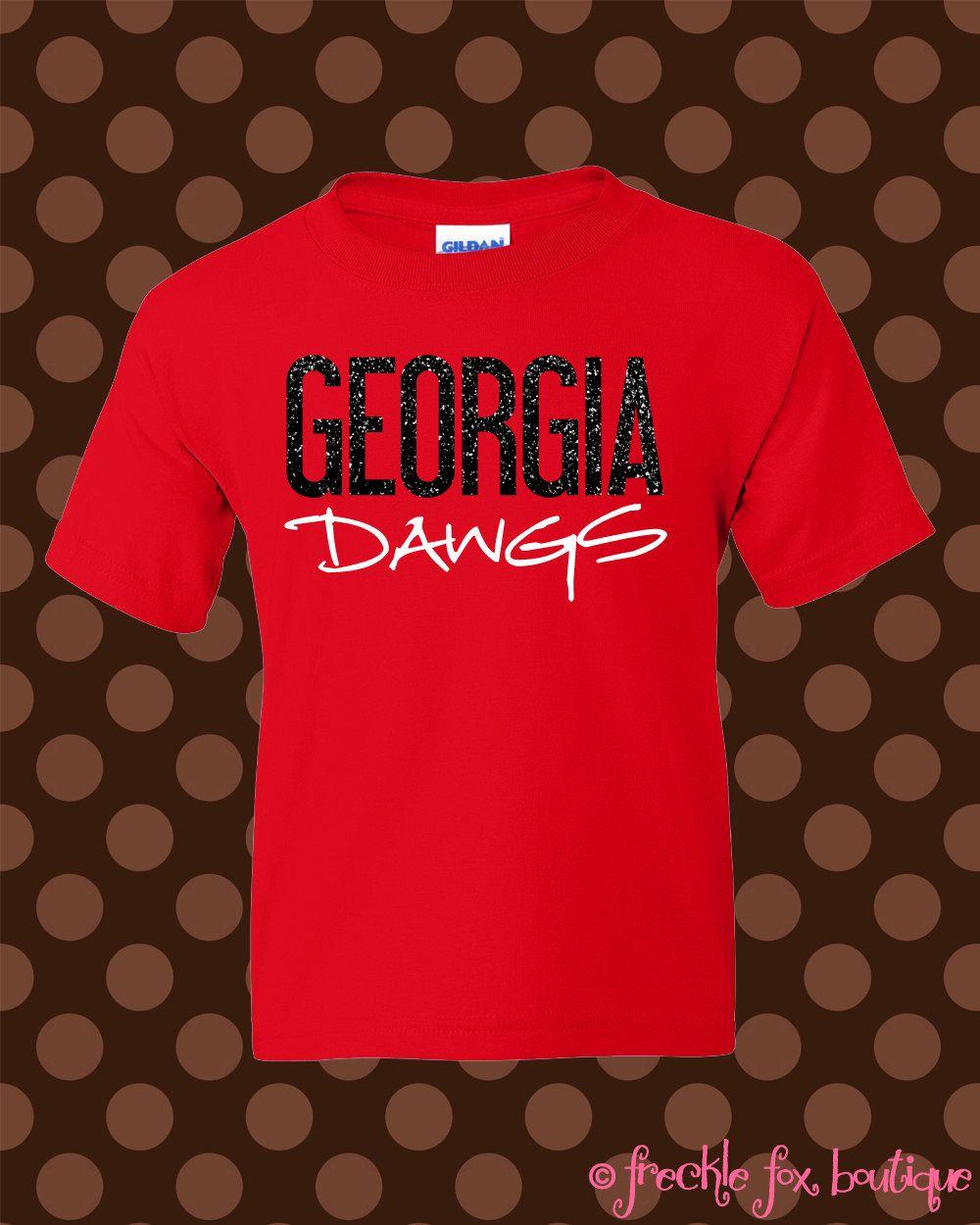 UGA University of Georgia Bulldogs