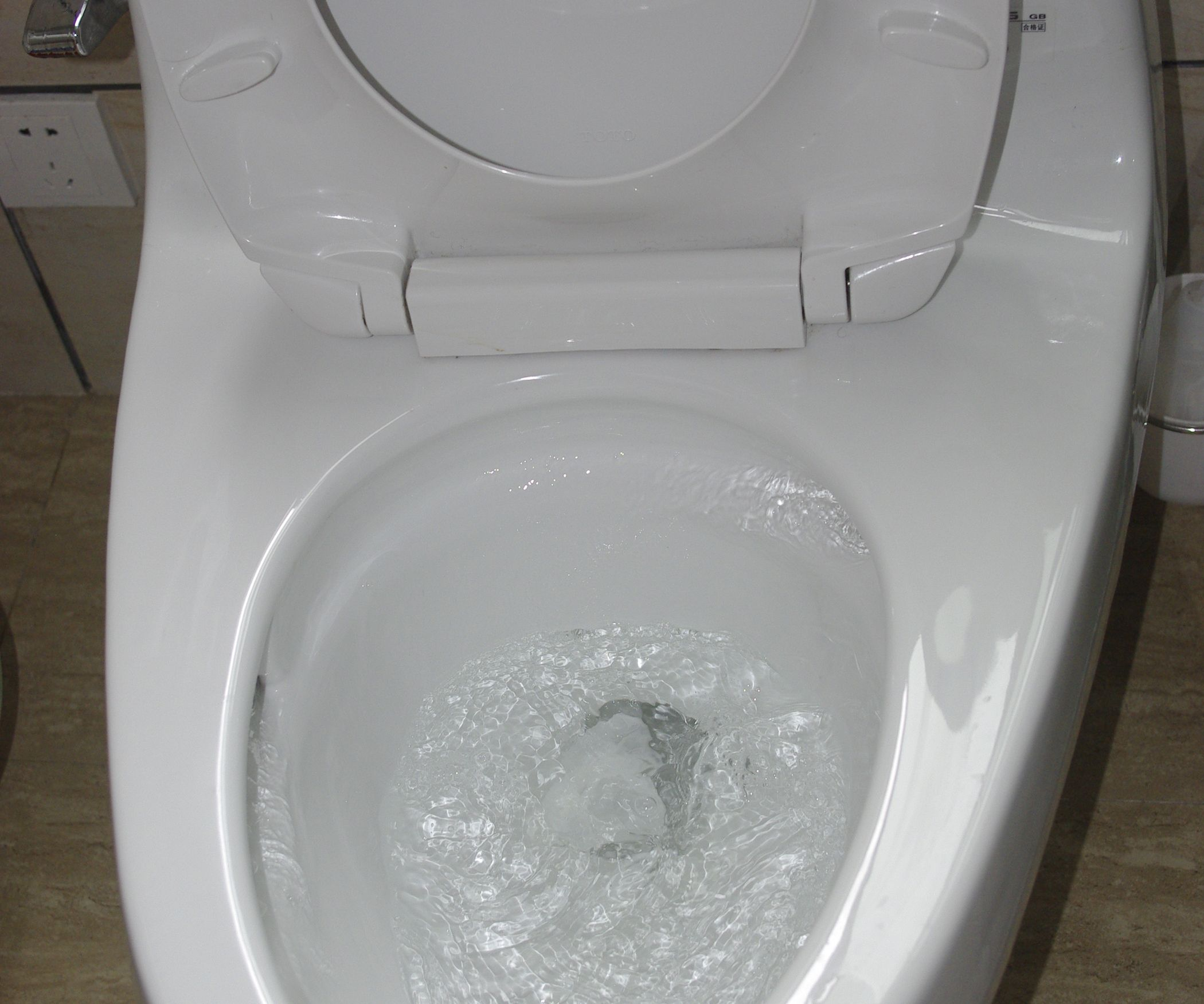 How To Unclog A Blocked Toilet Without A Plunger Toilet Drain Clogged Toilet Unclog Bathtub Drain