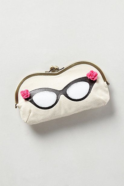 Flower Child Painted Eyeglass Case - anthropologie.com | ALL things ...