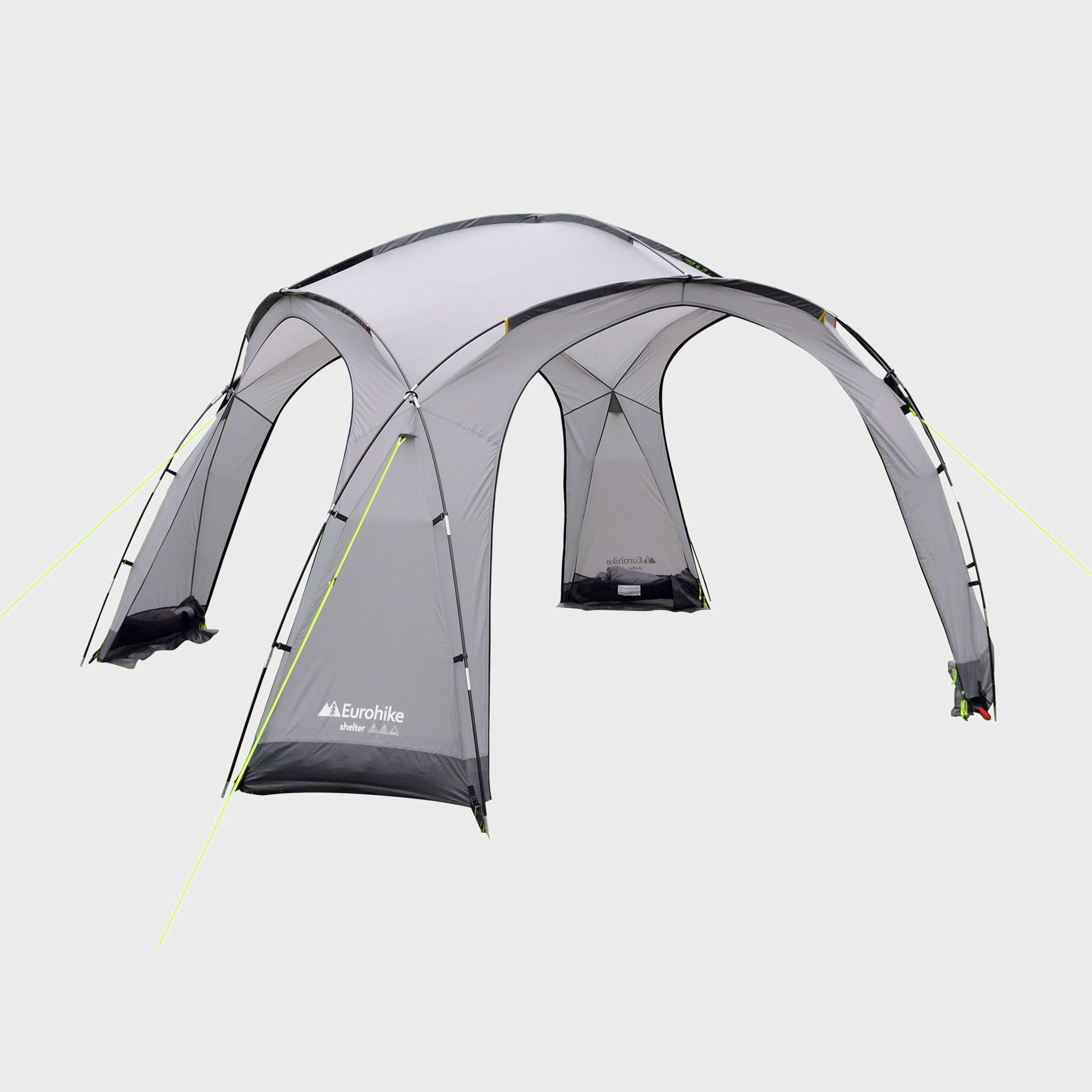 EUROHIKE Dome Shelter 12x12 - find out more on our site. Millets ...
