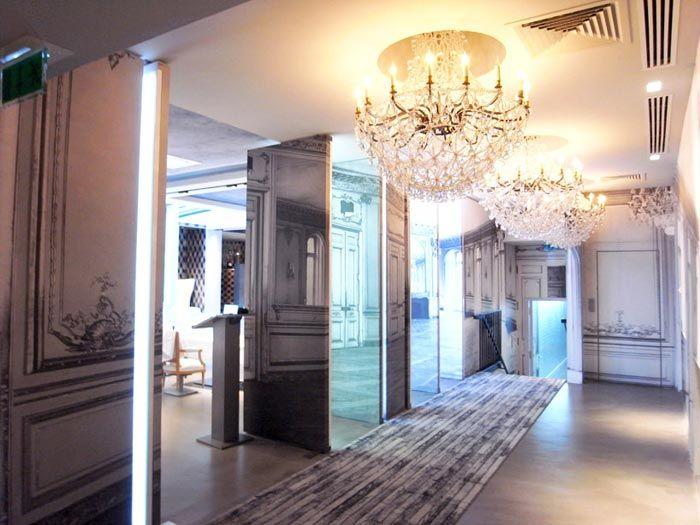 Maison Champs Elysees Par Maison Martin Margiela Hall