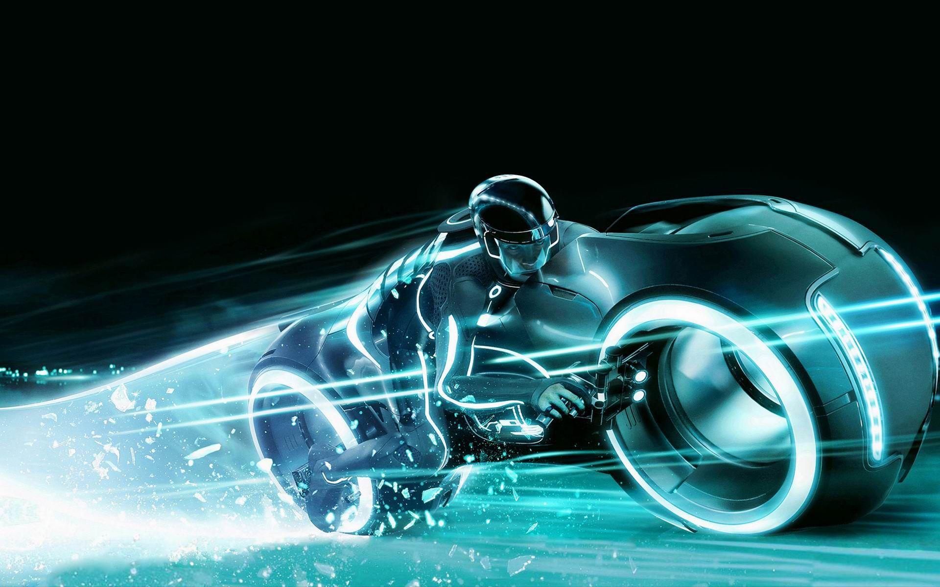 cool 3D Bikes Wallpaper