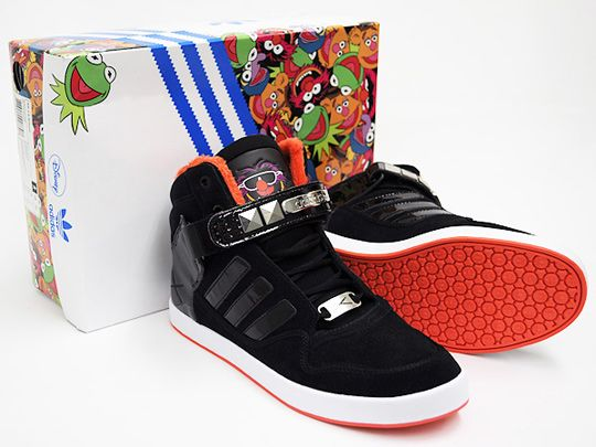 online retailer c9298 a5cfc The Muppets x adidas Originals AR 2.0  Animal  Sneakers