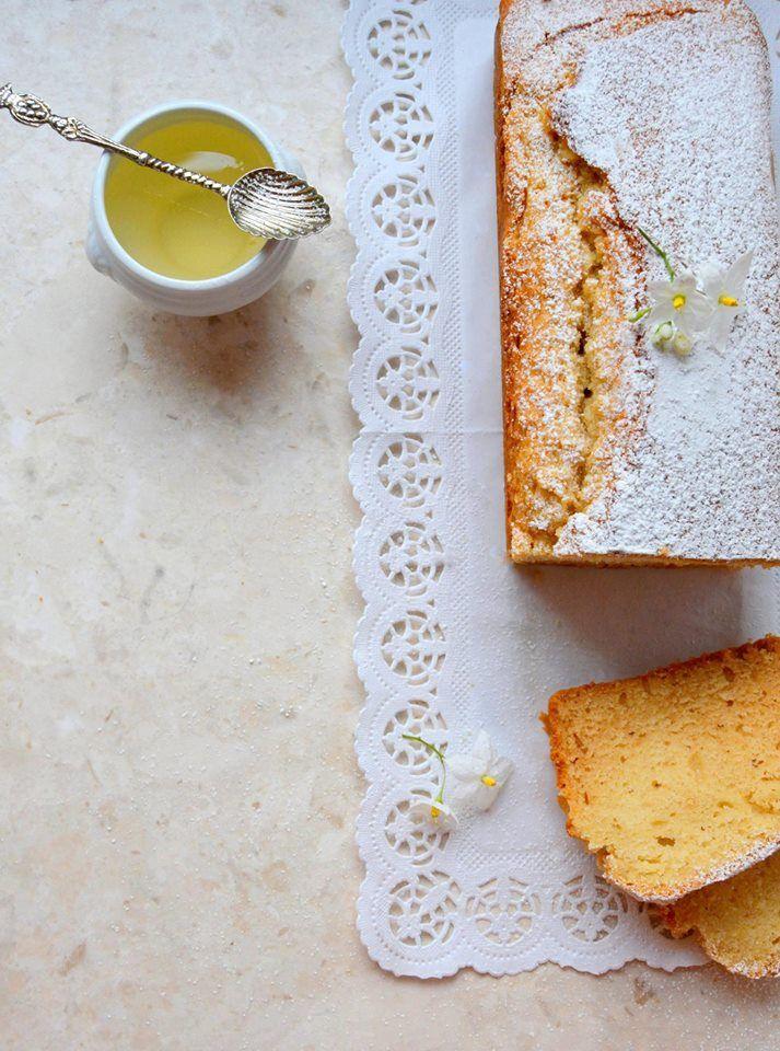 Plumcake senza zucchero al farro e miele d'acacia