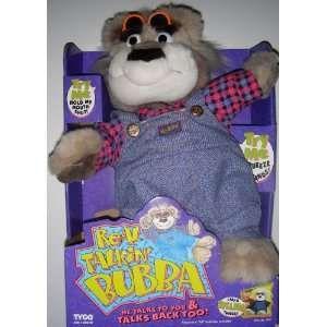 Real Talking Bubba Bear