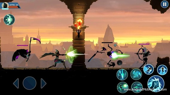 Click on download button below to download Shadow Fighter