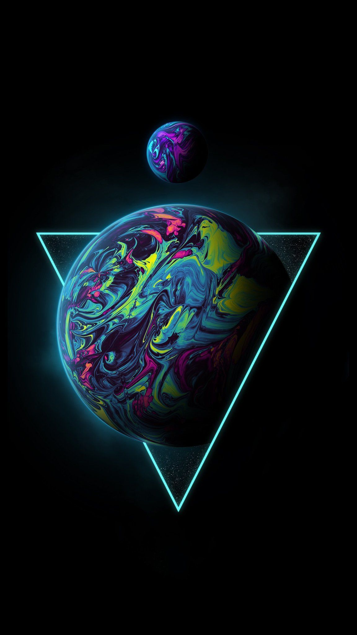 Aesthetic Wallpaper The World Planets Wallpaper Galaxy Wallpaper Iphone Wallpaper Earth