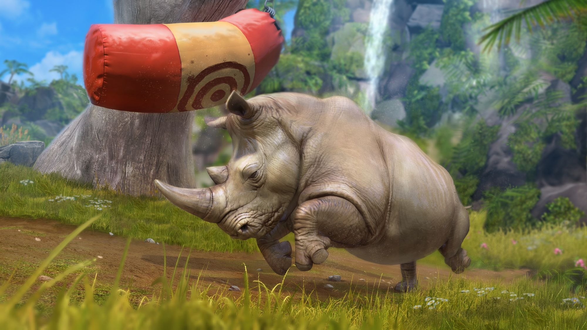 Image of: Ps4 White Rhinoceros From Zoo Tycoon xbox One Pinterest White Rhinoceros From Zoo Tycoon xbox One Videogame Favorites