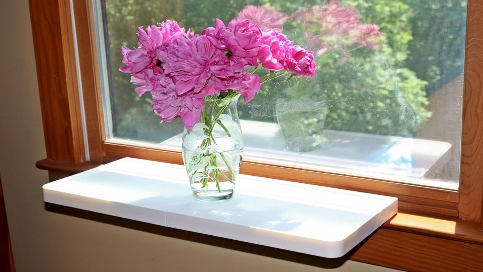 Extend Window Sill For Plants Google Search Home Diy
