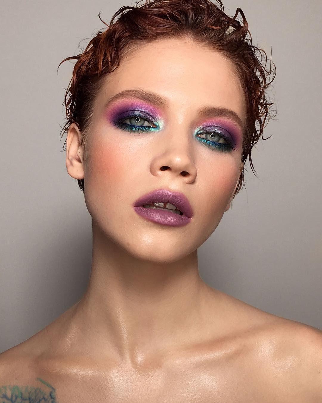 подиумные макияжи фото фото резюме функция