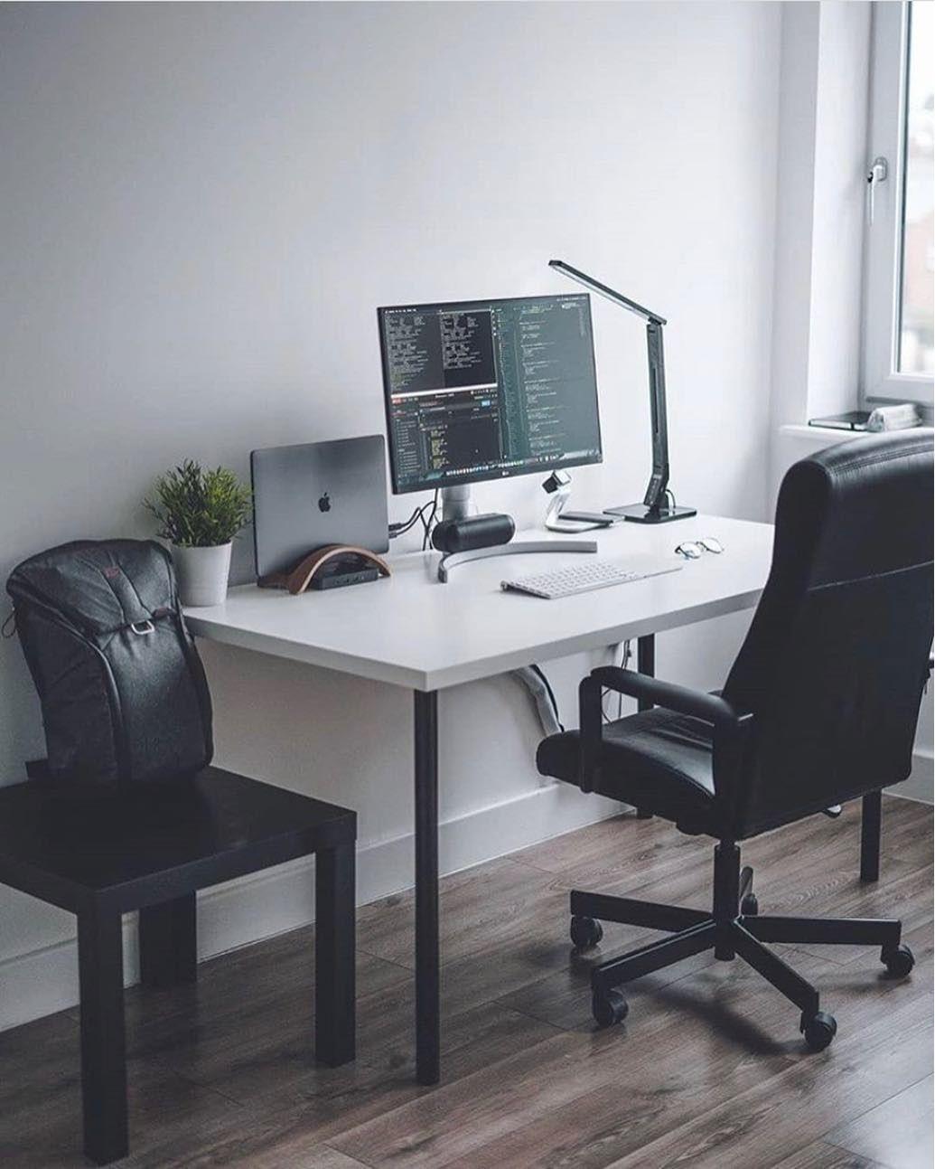 Desk Inspo On Instagram Desk Setup By Irvin Dev Follow